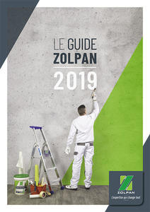 catalogue Zolpan 2019
