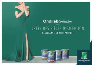 Brochure OndilakCollection
